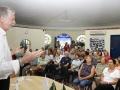 Porto Alegre, 24/03/2012 Prefeito José Fortunati visita o Condomínio Jardim Medianeira End.: Gibran Khalil Gibran, 264 - Santa Teresa Foto: Cristine Rochol/PMPA